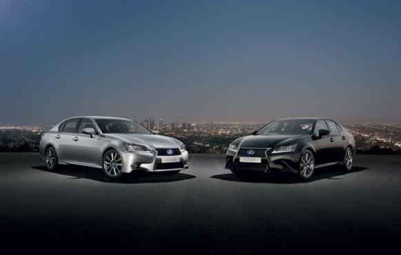 突破设计 超越想象   全新一代gs车型对雷克萨斯l finesse设高清图片